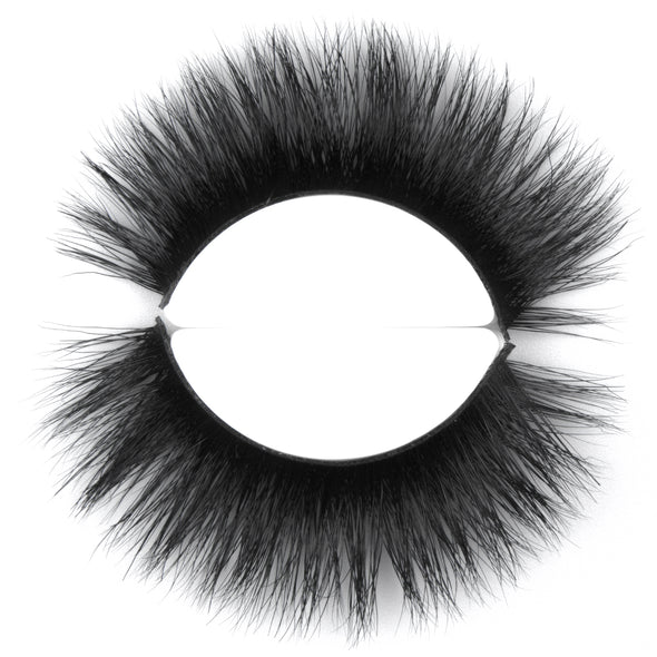 HANDMADE 3D MINK FALSE LASHES A09 (3934991876184)