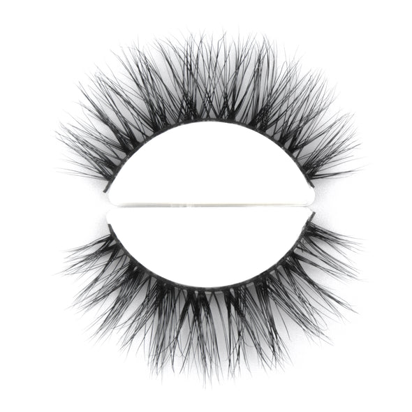 HANDMADE 3D MINK FALSE LASHES A10 (3934992171096)