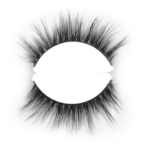 HANDMADE 3D MINK FALSE LASHES A17 (3935004786776)