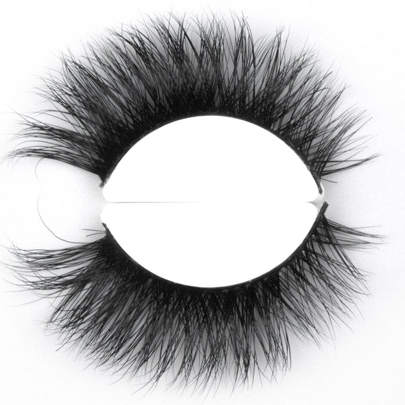 HANDMADE 3D MINK FALSE LASHES A19 (3935007834200)