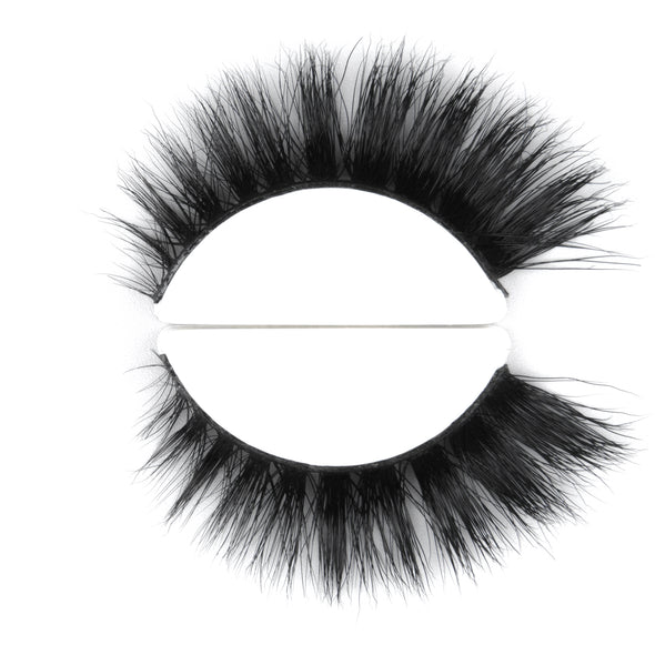 HANDMADE 3D MINK FALSE LASHES D101 (3936709410904)