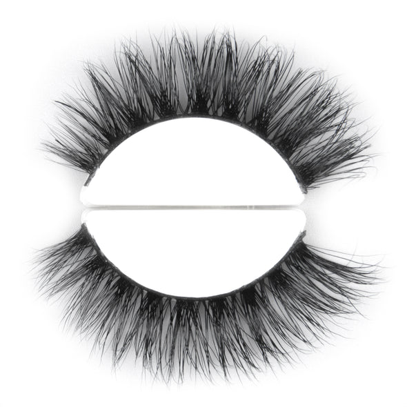 HANDMADE 3D MINK FALSE LASHES D113 (3936723337304)