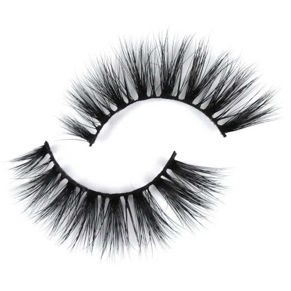 HANDMADE 3D MINK FALSE LASHES D119 (3936728252504)
