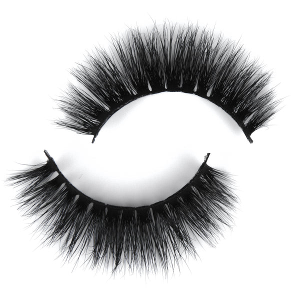HANDMADE 3D MINK FALSE LASHES D123 (3936731070552)