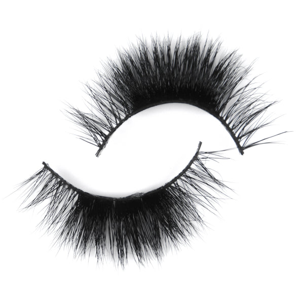 HANDMADE 3D MINK FALSE LASHES D126 (3936735199320)