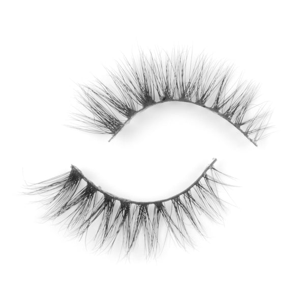 HANDMADE 3D MINK FALSE LASHES D21 (3936580796504)