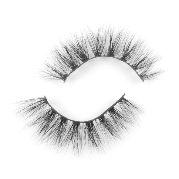 HANDMADE 3D MINK FALSE LASHES D23 (3936708001880)