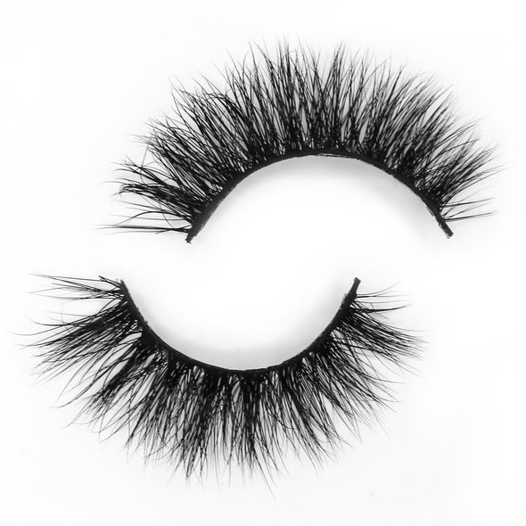 HANDMADE 3D MINK FALSE LASHES E2 (3936743456856)