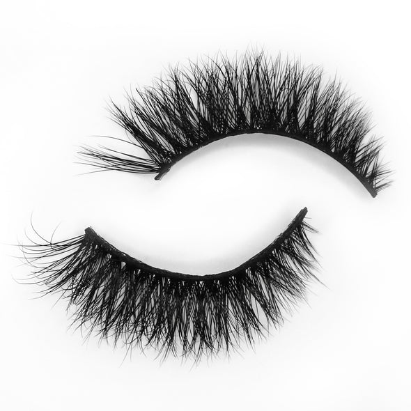 HANDMADE 3D MINK FALSE LASHES E5 (3936745455704)