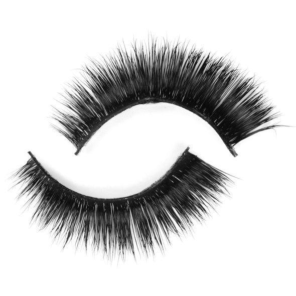 HANDMADE 3D MINK FALSE LASHES L14 (3936764919896)