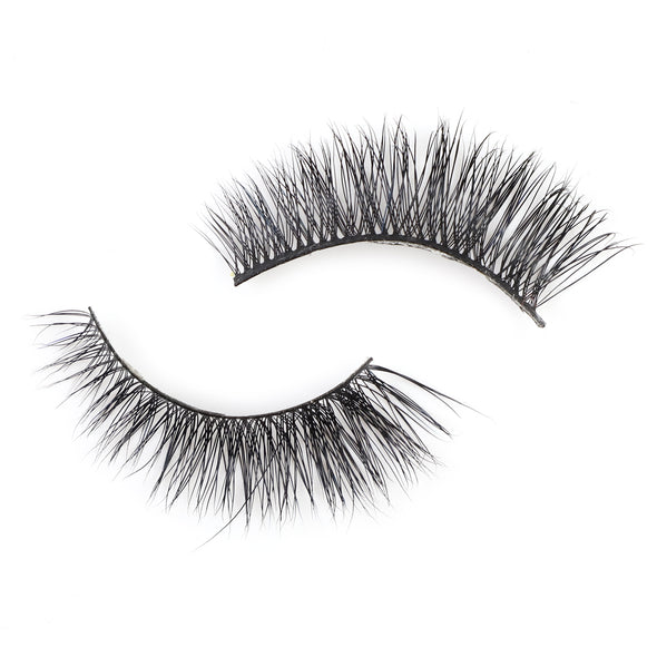 HANDMADE 3D MINK FALSE LASHES L31