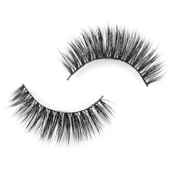 HANDMADE 3D MINK FALSE LASHES L42