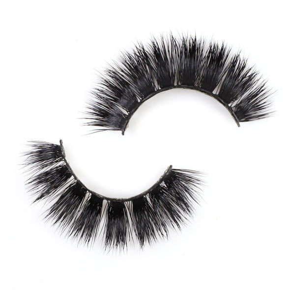 HANDMADE 3D MINK FALSE LASHES L57