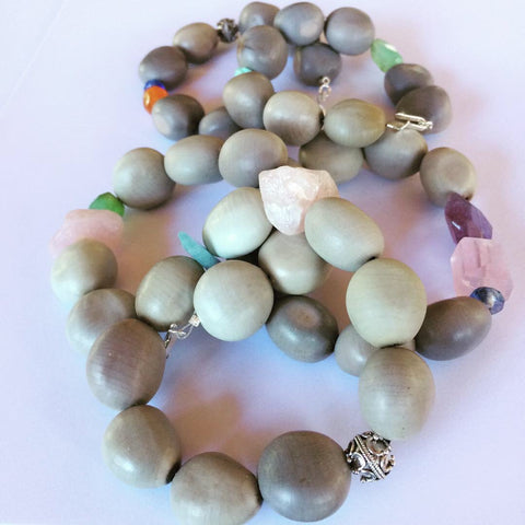 Sea Pearl Seed Feature Bracelets