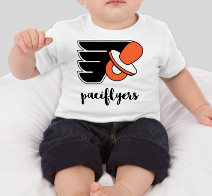 Paciflyer's Toddler Shirt