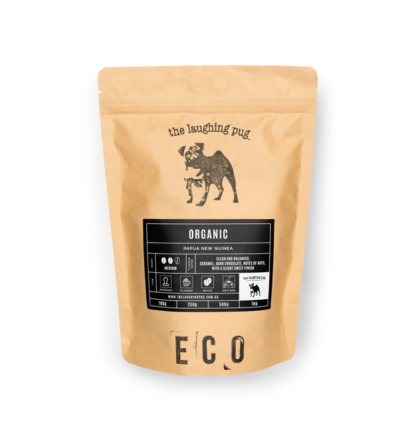Pour Over Drip Coffee Bags: Resealable Eco Packet