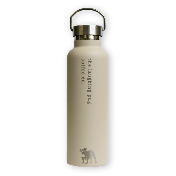 Insulated Pug Drink Bottle/ Coffee Flask