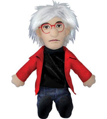 Andy Warhol Little Thinker Doll