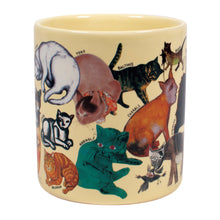 Load image into Gallery viewer, Artistic Cat Mug