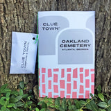 <i>Cluetown: Oakland Cemetery</i>