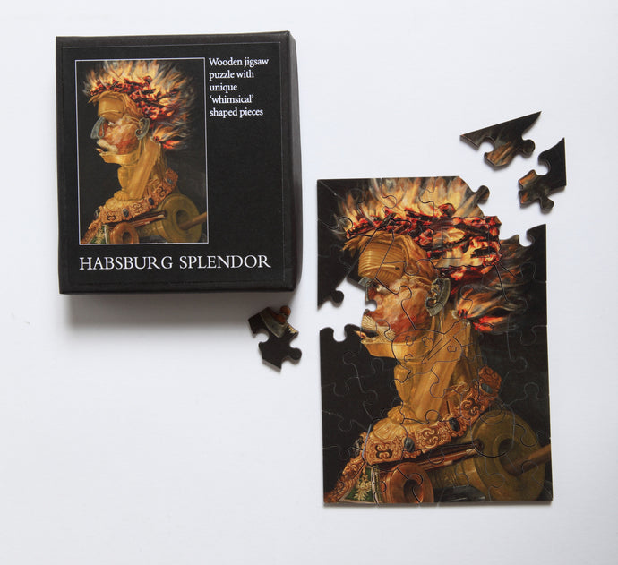 Habsburg Exclusive Wooden Puzzles