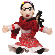 Frida Kahlo Little Thinker Doll