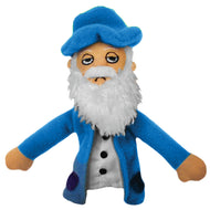 Claude Monet Finger Puppet
