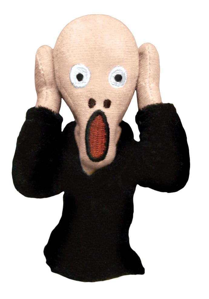 The Scream Finger Puppet