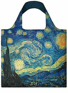 Vincent Van Gogh's Starry Night Shopper Tote