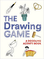 The Drawing Game:  A Doodling Activity Book