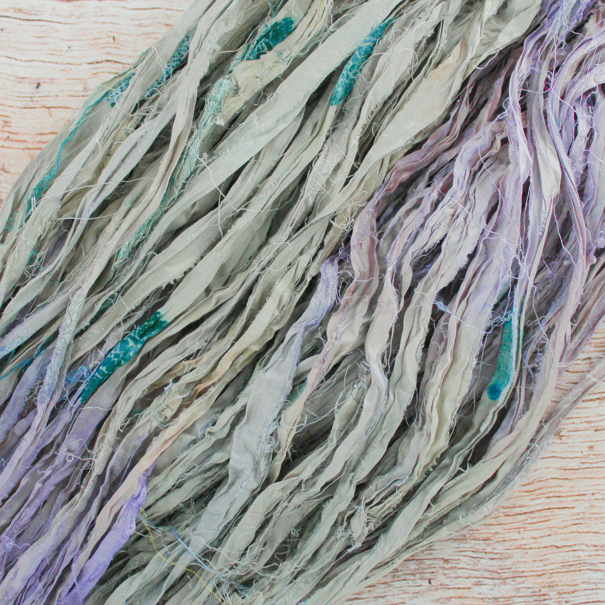 Monet Silk Ribbon