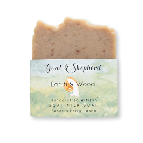 Earth & Wood ~ Goat Milk Soap