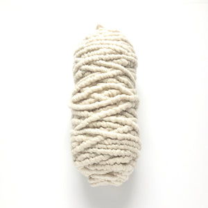 Natural White Corespun Yarn Bump