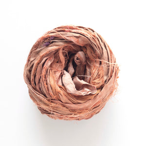 Grand Canyon Sari Silk Ribbon