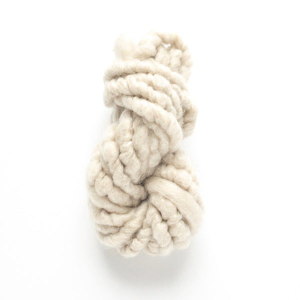 Natural White Corespun Yarn - by the yard