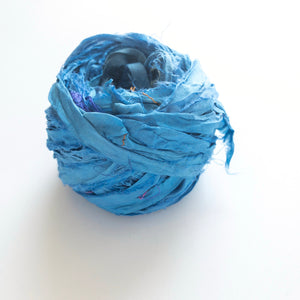 Atlantis Sari Silk Ribbon