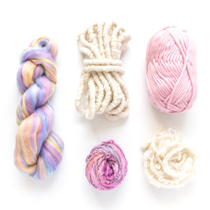 Unicorn Princess Fiber Pack