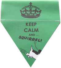Load image into Gallery viewer, Keep calm and ... Squirrel!