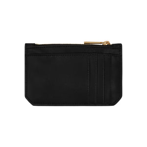 credit card case in black