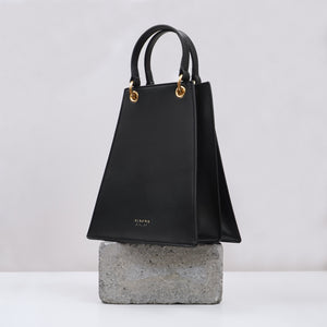 Fire Triangular Satchel