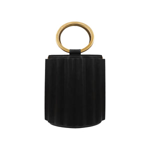 Water Metal Handle Bucket