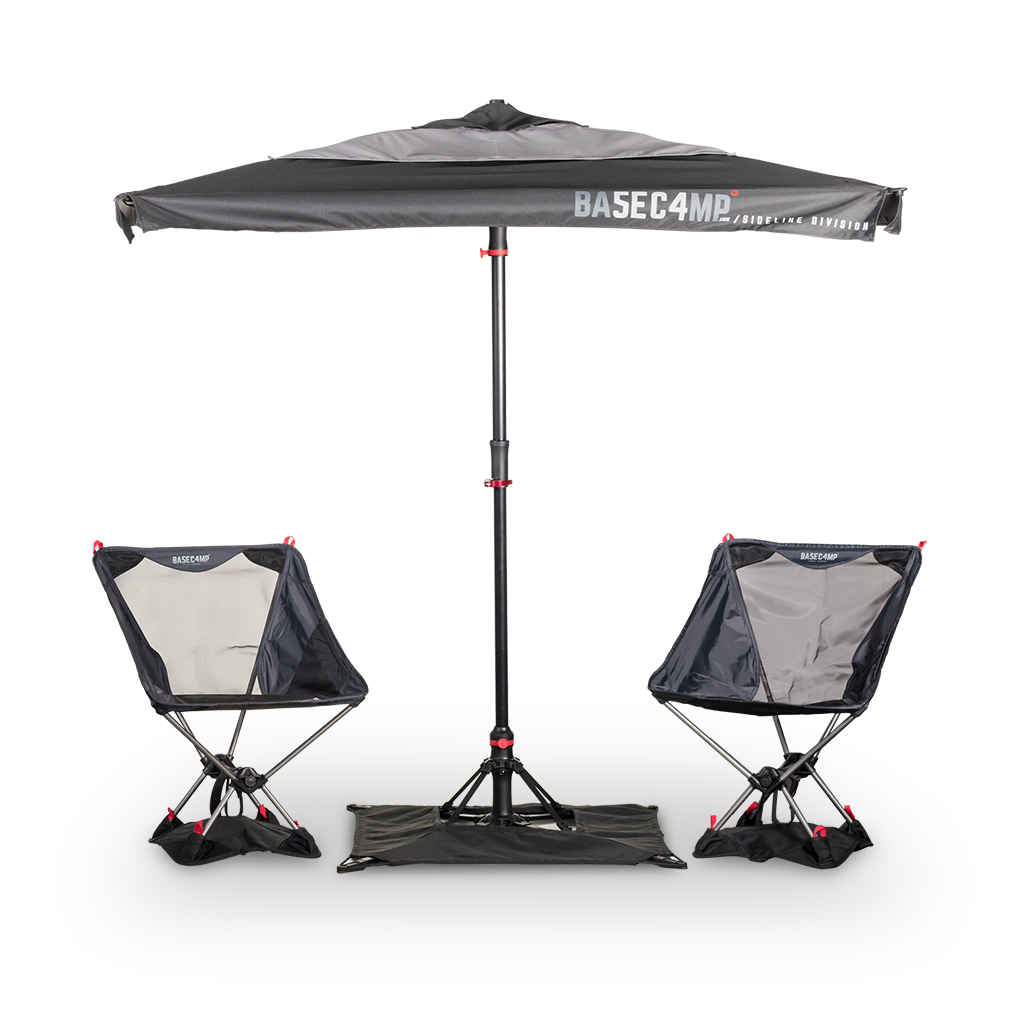 Shelter Kit (two chairs and an umbrella)