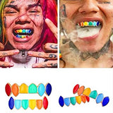 Rainbow Teeth Grillz