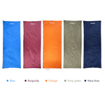 190*75cm Envelope Sleeping Bag Adult Camping