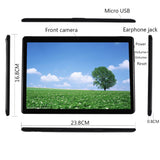 NEW Tablet Android 4GB RAM 32GB ROM Screen 10.1 + Gift