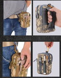 Military Waist Backpack