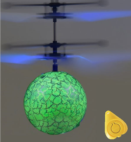 Mini drone Flying Ball LED