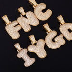 Custom Name Bubble Letters  Hip Hop