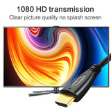 HDMI Cable video cables gold plated 1.4 1080P 3D Cable for HDTV