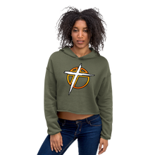 Load image into Gallery viewer, Street Theology- Urban - Crop Hoodie
